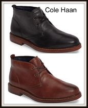 Cole Haan Leather Boots