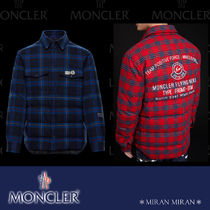MONCLER MONCLER GENIUS Other Check Patterns Collaboration Jackets