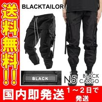 BLACKTAILOR Unisex Nylon Street Style Military Joggers & Sweatpants