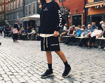 FEAR OF GOD ESSENTIALS Unisex Sweat Street Style Shorts