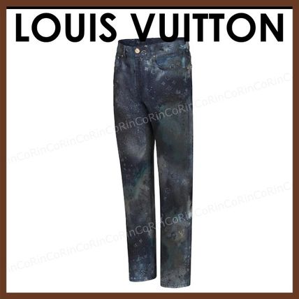 Louis Vuitton More Jeans Monogram Jeans 3