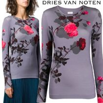 Dries Van Noten V-neck & Crew neck