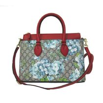 GUCCI Flower Patterns 2WAY Totes