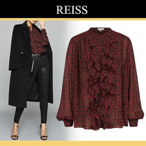 REISS Long Sleeves Elegant Style Shirts & Blouses