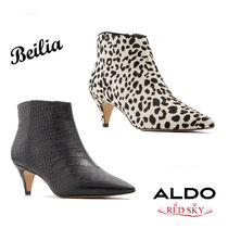ALDO Casual Style Plain Other Animal Patterns Pin Heels