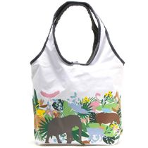 HUNTING WORLD Unisex Plain Totes