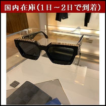 Louis Vuitton MONOGRAM Street Style Sunglasses