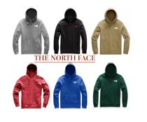 THE NORTH FACE Unisex Blended Fabrics Street Style Long Sleeves Plain