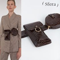 Sfera Casual Style Other Animal Patterns Hip Packs