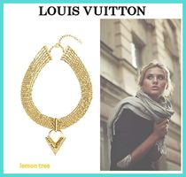 Louis Vuitton Costume Jewelry Party Style Elegant Style Party Jewelry