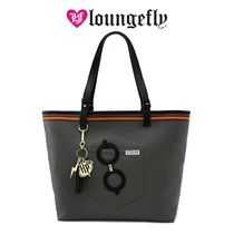 LOUNGE FLY Casual Style Totes