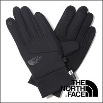 THE NORTH FACE Unisex Street Style Plain Smartphone Use Gloves