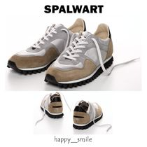 SPALWART Leather Sneakers