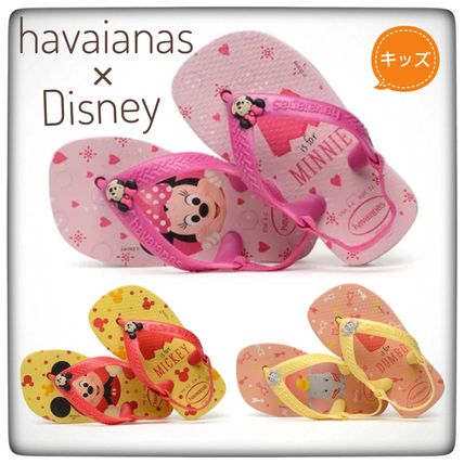 Unisex Collaboration Kids Girl Sandals
