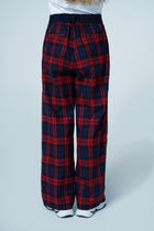 Wai Kei More Pants Other Plaid Patterns Casual Style Unisex Street Style 15