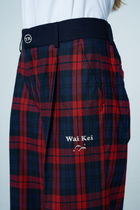 Wai Kei More Pants Other Plaid Patterns Casual Style Unisex Street Style 17