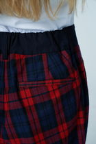 Wai Kei More Pants Other Plaid Patterns Casual Style Unisex Street Style 18