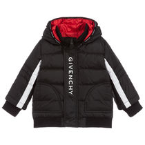 GIVENCHY Street Style Baby Boy Outerwear
