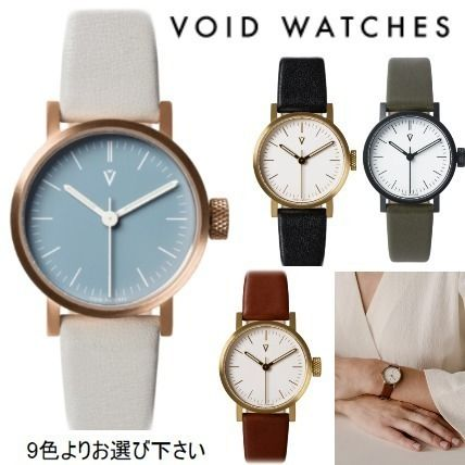 Casual Style Street Style Chain Round Square Quartz Watches