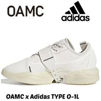 OAMC Street Style Collaboration Sneakers