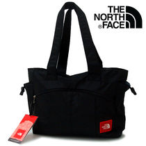 THE NORTH FACE Unisex Nylon Plain Totes