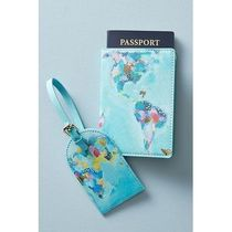 Anthropologie Passport Cases