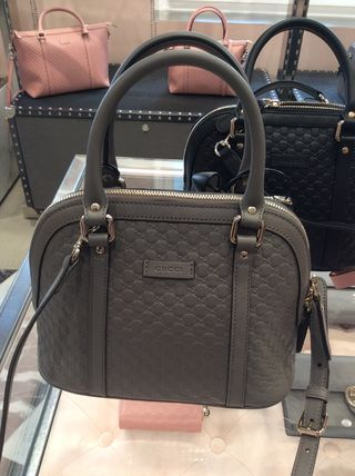 GUCCI Leather Crossbody Shoulder Bags