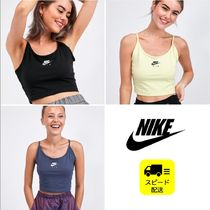 Nike Short Casual Style Street Style Cotton Cropped