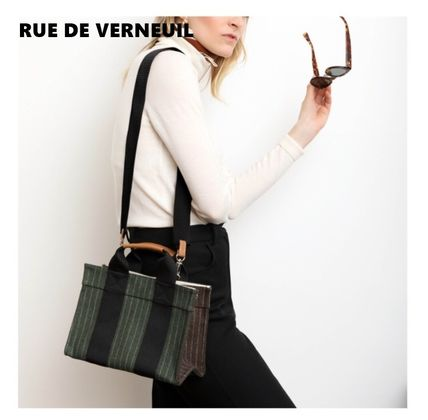 Unisex Office Style Totes