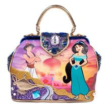 Irregular Choice Casual Style Street Style Collaboration Logo Handbags