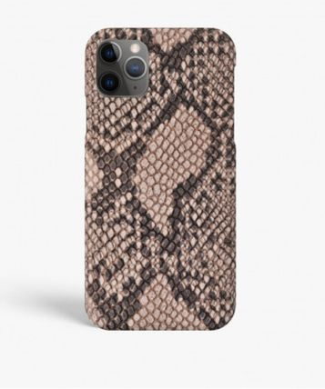 Unisex Other Animal Patterns Leather Handmade Python
