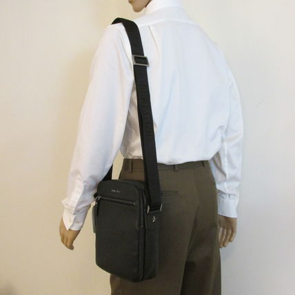 Leather Messenger & Shoulder Bags