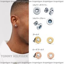 Tommy Hilfiger Street Style Stainless Earrings