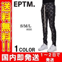EPTM Printed Pants Unisex Street Style Patterned Pants