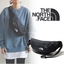 THE NORTH FACE Casual Style Unisex Nylon Street Style Plain Shoulder Bags