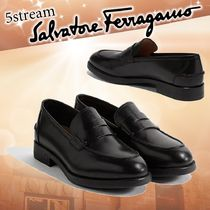Salvatore Ferragamo Moccasin Loafers Plain Loafers & Slip-ons