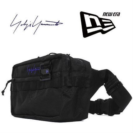 Casual Style Unisex Street Style Collaboration Shoulder Bags