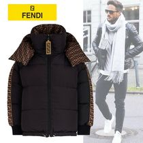 FENDI Unisex Down Jackets