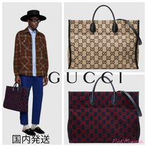 GUCCI A4 2WAY Totes