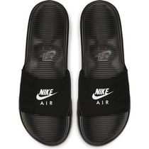 Nike AIR MAX Unisex Street Style Shower Shoes Shower Sandals