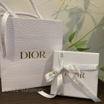Christian Dior Star Casual Style Party Style Elegant Style Earrings