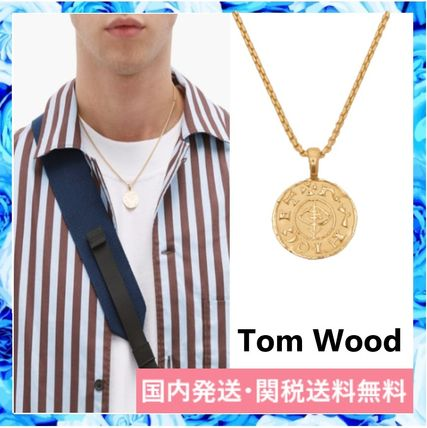 Tom Wood Necklaces & Chokers Chain Necklaces & Chokers
