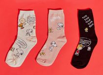 SHOOPEN Unisex Collaboration Socks & Tights