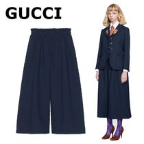 GUCCI Casual Style Street Style Plain Party Style Home Party Ideas
