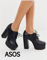 ASOS Casual Style Plain High Heel Pumps & Mules