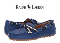 Ralph Lauren Casual Style Leather Loafer & Moccasin Shoes