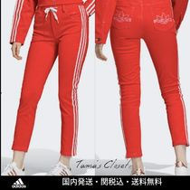 adidas Short Casual Style Street Style Plain Cropped & Capris Pants