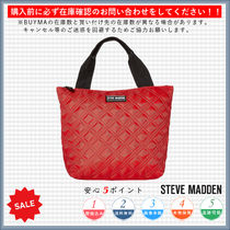 Steve Madden Casual Style Plain Totes