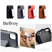 Bellroy Plain Leather Smart Phone Cases