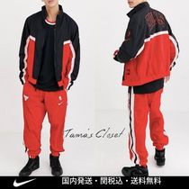 Nike Street Style Collaboration Top-bottom sets